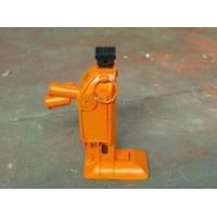 China 5T/10T/15T mechanical screw track jack wholesale