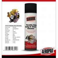 Buy cheap High Efficiency Carb And Choke Cleaner 450ml For Removing Greasy Dirt / Gum from wholesalers