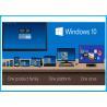 China 32 / 64 Bit DVD Windows 10 Pro System Builder Sp1 OEM Pack Five Language wholesale