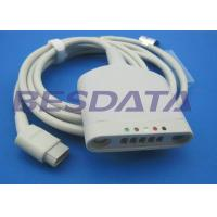 China Infinity MultiMed Pod ECG Trunk Cable Adapter Multi - Link For Siemens Draeger on sale