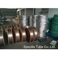 China Grade TP316L Cold Drawn Seamless Steel Pipe Coiled Stainless Tubing 3/8'' X 0.035'' on sale