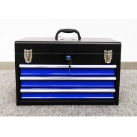 Buy cheap BSCI Auto Repairing 3 Drawer Cantilever Tool Box Sturdy Carry On from wholesalers