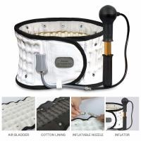 China White - Leawell Decompression Back Belt With FDA Approved Waitst 29-49'' wholesale
