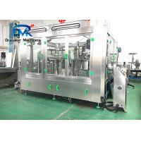 China 8000bph Gas Beverage  Carbonated Drink Filling Machine Easy To Control wholesale