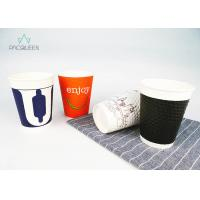 China Multi Sizes / Styles Hot Beverage To Go Cups Leak Proof High Temperature Resistant wholesale