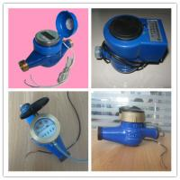 China 15mm-25mm Electronic MBUS Intelligent Water Meter For AMR System High Sensitivity wholesale