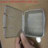 China medical storage wire mesh basket/instrument basket/wire mesh baskets/medical wire mesh baskets wholesale