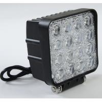 China 48 Watt LED Auto Car Head Lights 4*4 LEDs Waterproof IP 67 Truck Work Lights wholesale