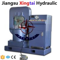 China Hydraulic steel wire rope press machine for wire rope slings wholesale