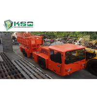 Quality Underground Service Vechicles 1 Ton Scissor Lift Truck for Underground Mining or for sale