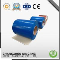 China Color Coating Aluminium Sheet Roll For Roofing Material 0.1-2.5 mm Thickness wholesale