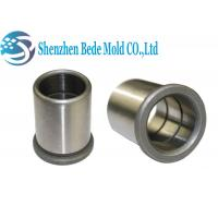 China High Accuracy Precision Mould Steel Ball Guide Bush / Guide Pins And Bushings wholesale