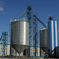China Supply Africa Used Hot-Dipped Galvanized Pressed Steel Water Tank wholesale