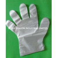 China HDPE disposable gloves, Available sizes are S,M,L wholesale