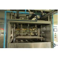 China PLC Control Reciprocate Paper Pulp Molding Machine With Single Layer Dryer wholesale