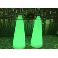 Stylish Salon / Party Events Waterproof Cocktail Table Lights LED Bar Furniture Manufactures