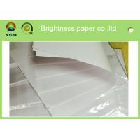 China Recycled Calendar Printing Paper , Invitation Printing Paper Sheet Standard Size wholesale