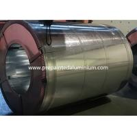 China Zinc Coated Steel Coil Of Superiority GI For Industrial Freezers / Electrically Controlled Cabinets wholesale