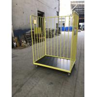 China roll container logistic trolley Racks Folding Pallet Logistic Trolley Foldable logistic trolley logistics cart on sale
