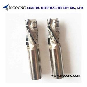 China PCD Diamond Bits CNC Router Bits for Fiberglass Panel Cutting wholesale