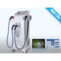 China White Gray E-light IPL RF 60Hz Intense Pulsed Light Hair Removal Laser Machines with 2000W wholesale