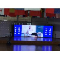 Buy cheap P1.875 Indoor Small Pixel Pitch Led Screen , 4K Led Video Wall Display High from wholesalers