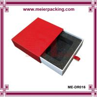 China Custom U-disk box/Paper gift box/Paper U-disk drawer Box ME-DR016 wholesale