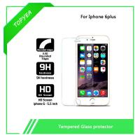 Quality wholesale clear 9H hardness Tempered glass screen protector for iphone 6s for sale