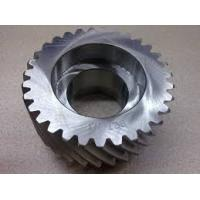 China High Precison Metal Single Helical Gear For Car With Hobbing / Circular Gears wholesale