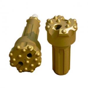 China CIR110 110mm Quarring Low Air Pressure DTH Hammer Bits wholesale