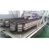 China double wall corrugated pipe extrusion line DWC HDPE/PVC double wall corrugated pipe extrusion line wholesale