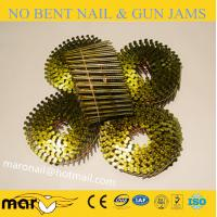 China wooden pallet Coil Nails with different size(factory) on sale