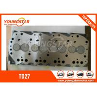China Engine Complete Cylinder Head For Airman Pds175s Air Compressor Nissan 2a-td27 wholesale