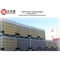 Quality High Purity 3 - Thiocyanatopropyltriethoxysilane 34708-08-2 Sulfur Silane Coupling Agent Improve Abrasion Resistance for sale
