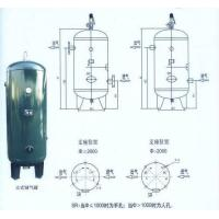 China Portable Replacement Portable Air Compressor Tank Carbon Steel Material wholesale