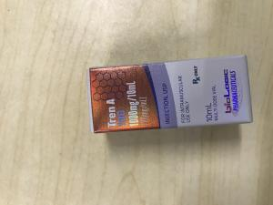 China CAS 10161-33-8 Revalor - H Finaplix Trenbolone Acetate Steroid 100mg/ml 10ml/vial For Muscle Building wholesale