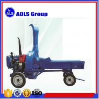 Buy cheap Farming cow feed grass cutter machine ensilage chaff cutter for sale from wholesalers