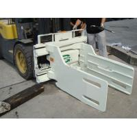 China Pulp Bale Clamp Forklift Truck Attachments Long Working Life 490~2300mm Opening Range wholesale