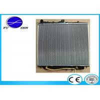 China Car Accessories Isuzu Trooper Radiator Replacement 16 / 26mm Thickness on sale