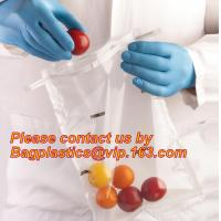 Buy cheap SAMPLING BAGS, TWIRLEM BAG, STERILE BAG, STOMACHER OPEN TOP BAG, FILTERED BAGS, from wholesalers