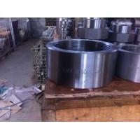 """China Super Quality,Cheap price 1/2""""-4'' ASTM A350 LF 2.THD npt half coupling threaded coupling3000# wholesale"""