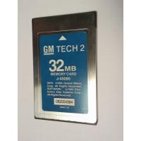China GM V136.000 Isuzu Truck Diagnostic Software Cards 32MB For Euro4 / Euro 5 wholesale
