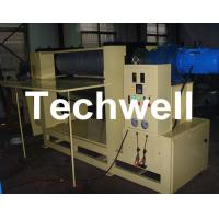 China PVC / WPC / Wooden Embossing Machine With Embossing Speed 0.5-15m/min, Frequency Control wholesale