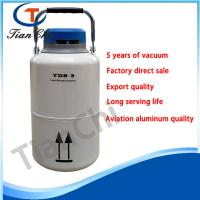 China Best quality liquid nitrogen container 3 L semen cell storage container wholesale