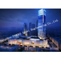 Buy cheap Planning and Architecture Design for Prefabricated Steel Structure Hotel Building and Construction in China from wholesalers