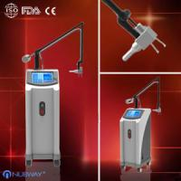 China Fractional CO2 Laser Machine for Acne and dermabrasion / acne scar removal wholesale