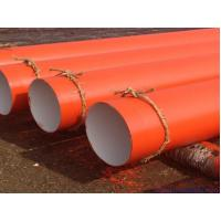 Quality STK400 / 500 Mid Carbon ERW Galvanized Steel Pipes With Insulated And Anticorrosion Treatment for sale
