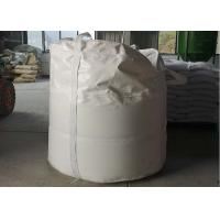 China Collapsible Reusable One Ton Bulk Bags , Anti - UV Jumbo Plastic Storage Bags wholesale