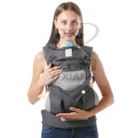 China 360 Four Position breathable carrier Dusty Black baby carrier BABYCARRIER wholesale