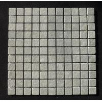 Buy cheap cyan quartz floor tiles mosaic natural stone tile home depot or park from wholesalers